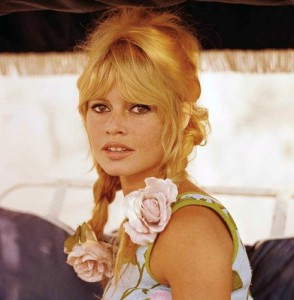 Ikona mody - Brigitte Bardot