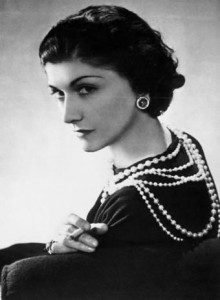 Ikona mody - Coco Chanel