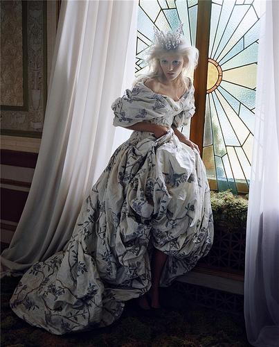Ikona mody - Anja Rubik