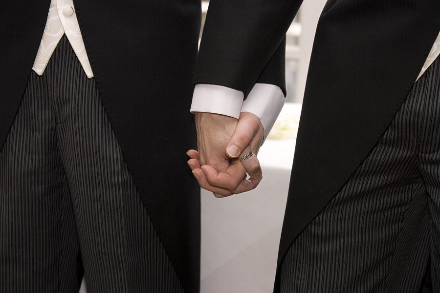 Moda ślubna par jednej płci