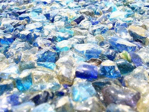 Błękitne diamenty